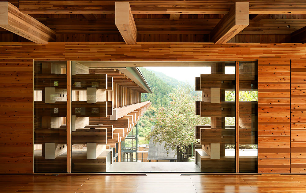 Wood Toy House